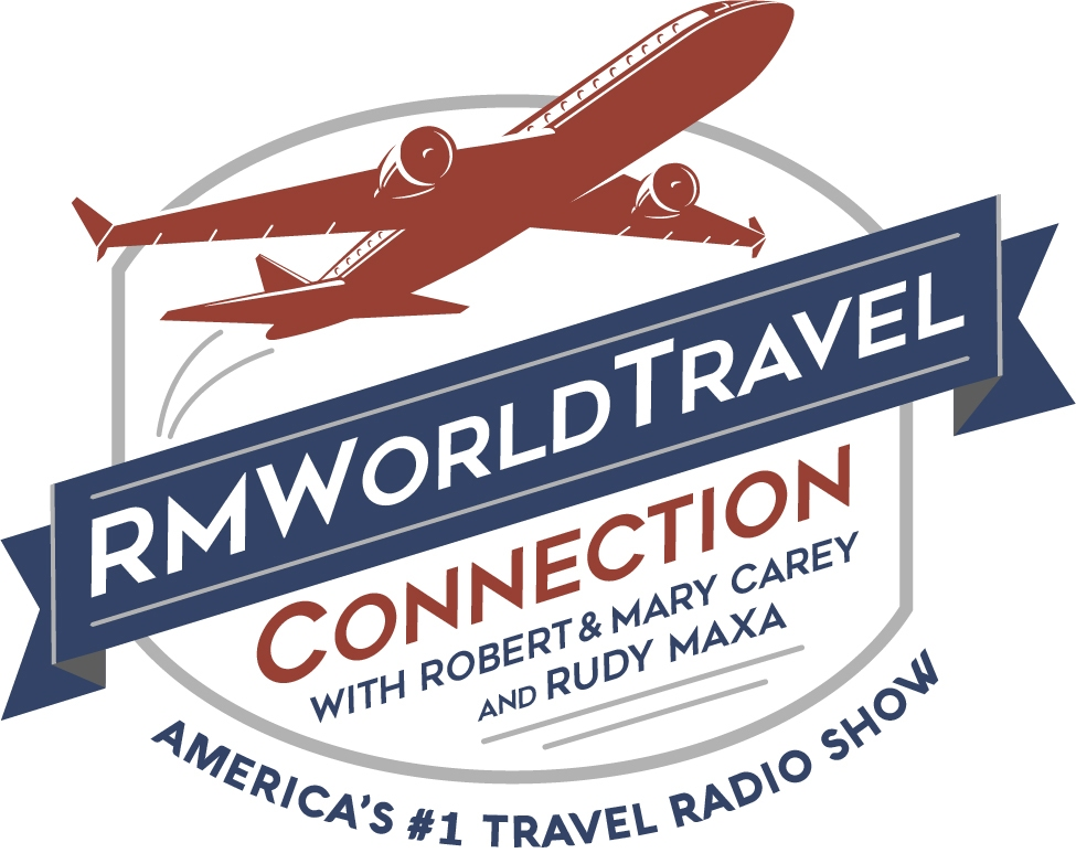 RMWorldTravel Connection with Robert & Mary Carey and Rudy Maxa