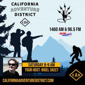 California Adventure District Radio